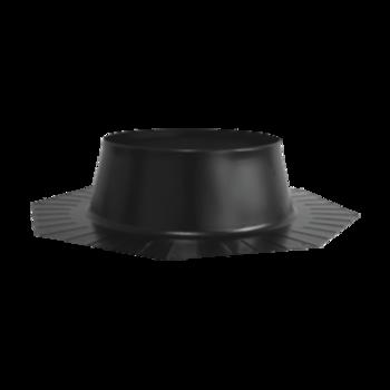 Kies- und Randleiste für bekieste Dächer und für die Dachflächen mit Plattenbeläge aus kunststoffbeschichtetem Blech  Leiste aus Blech mit Kunststoff