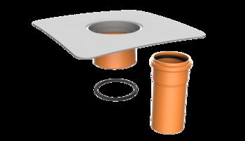 PVC-Kunststoffdichtungsbahn