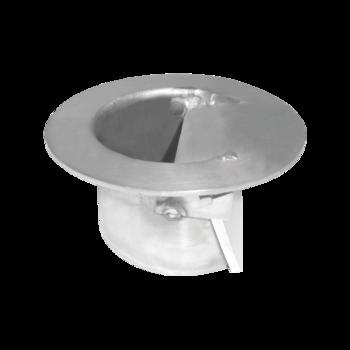 Mechanischer Edelstahl-Geruchsverschluss  Mechanischer Edelstahl-Geruchsverschluss