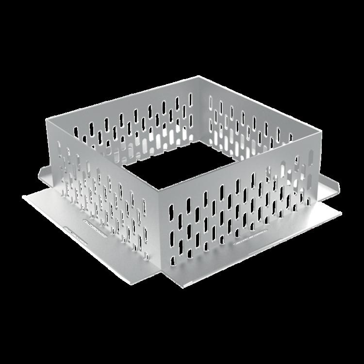 Aluminium-Schacht