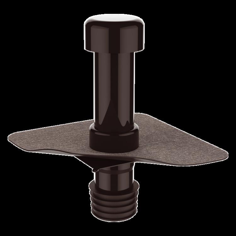 Sanierungsentlüftung mit Bitumen-Manschette